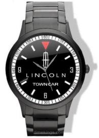 Lincoln Town Car Logo Watches